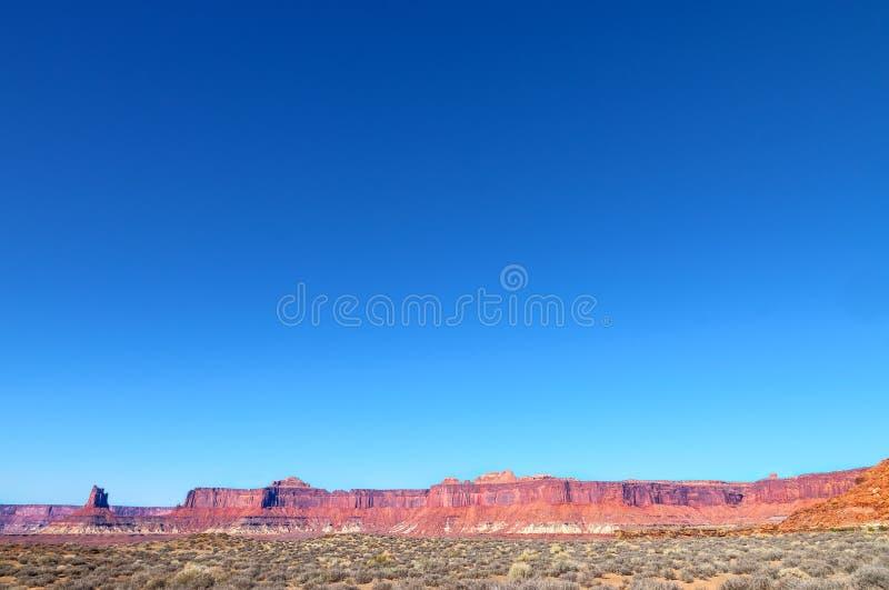 Download 墨菲足迹天空的犹他Canyonlands NP-海岛 库存图片. 图片 包括有 许多, 线索, 岩石, 贫瘠 - 72361087