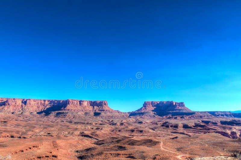 Download 墨菲足迹天空的犹他Canyonlands NP-海岛 库存照片. 图片 包括有 风景, 许多, 汽车, 公园 - 72361656