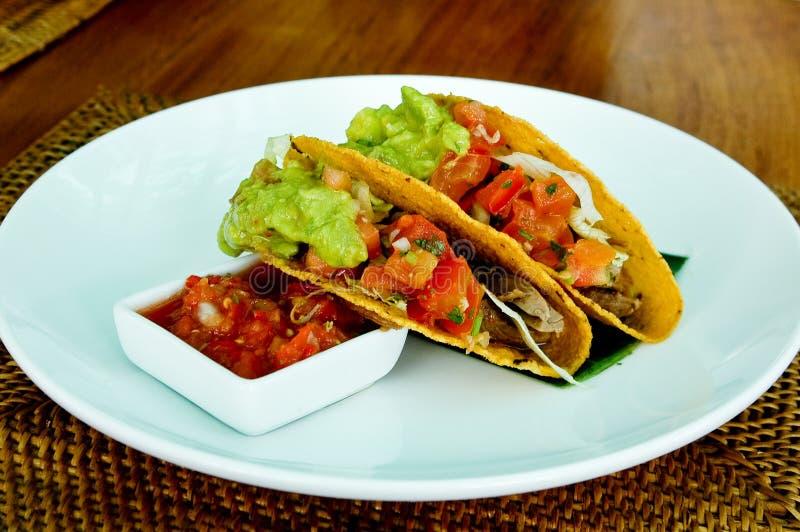 墨西哥午餐 图库摄影