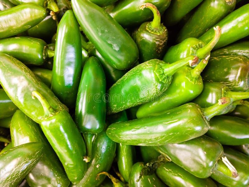 墨西哥墨西哥胡椒胡椒 库存图片