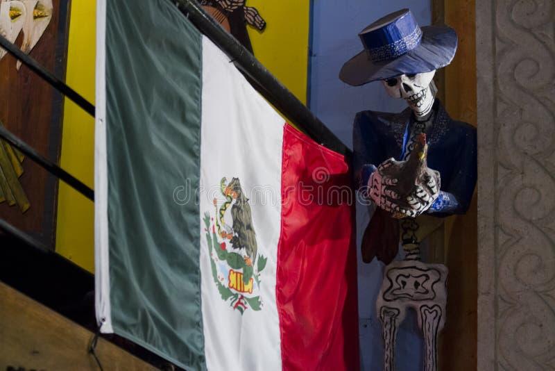 墨西哥标志 免版税库存图片