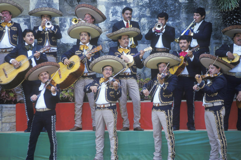 墨西哥流浪乐队结合为克林顿或戈尔执行