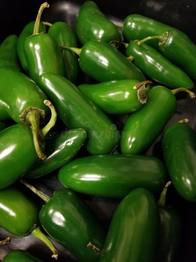 墨西哥胡椒 库存图片