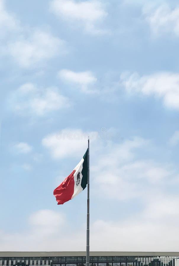 墨西哥边界墙壁 免版税库存照片