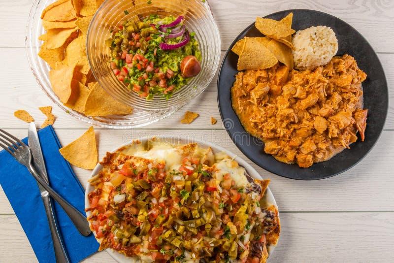 墨西哥食物 库存图片