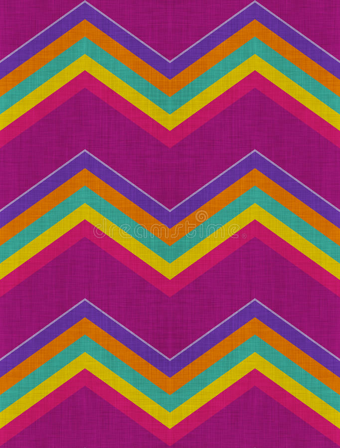 墨西哥V形臂章样式 免版税图库摄影