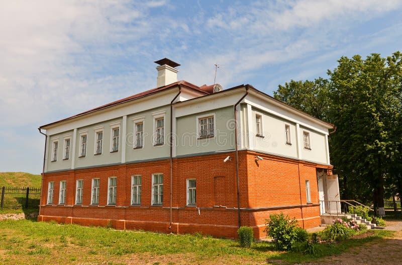 绅士汇编大厦(1888) dmitrov俄国 库存照片