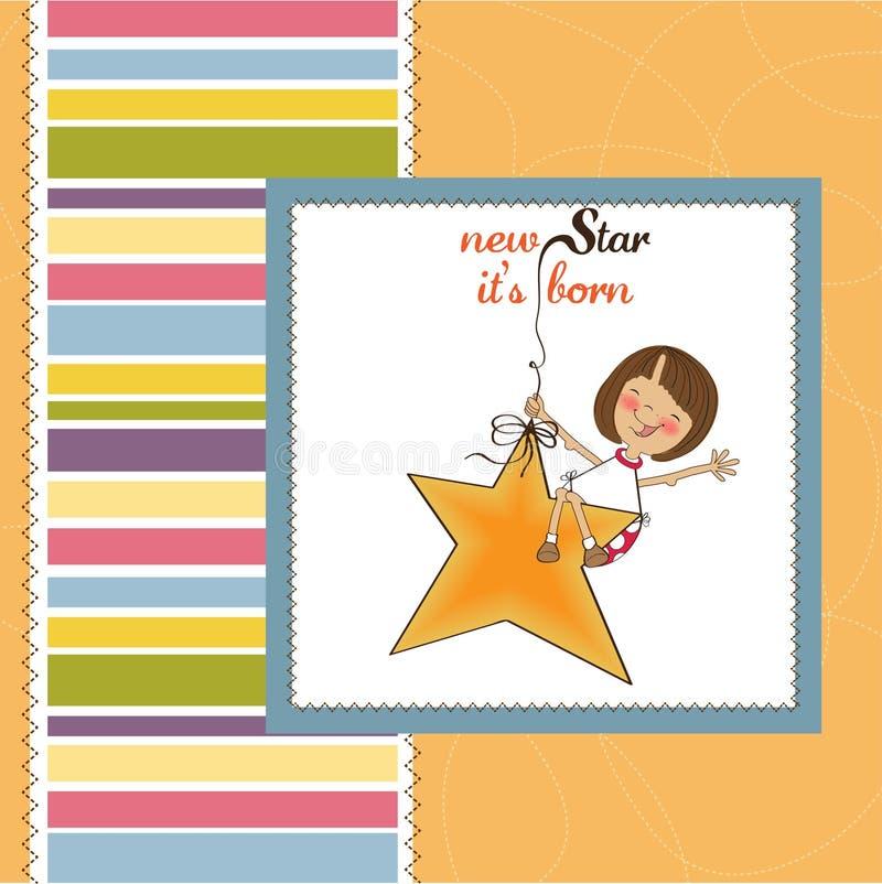 Download 声明新婴孩的看板卡 库存例证. 插画 包括有 看板卡, 邀请, 喜悦, 停止, 凹道, 情感, 孩子, 生日 - 22350861