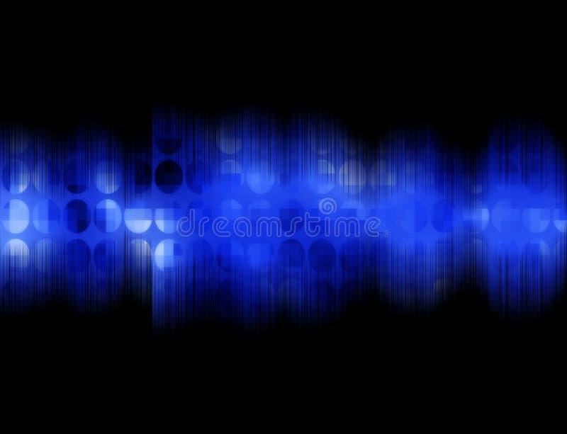 声波5 库存例证