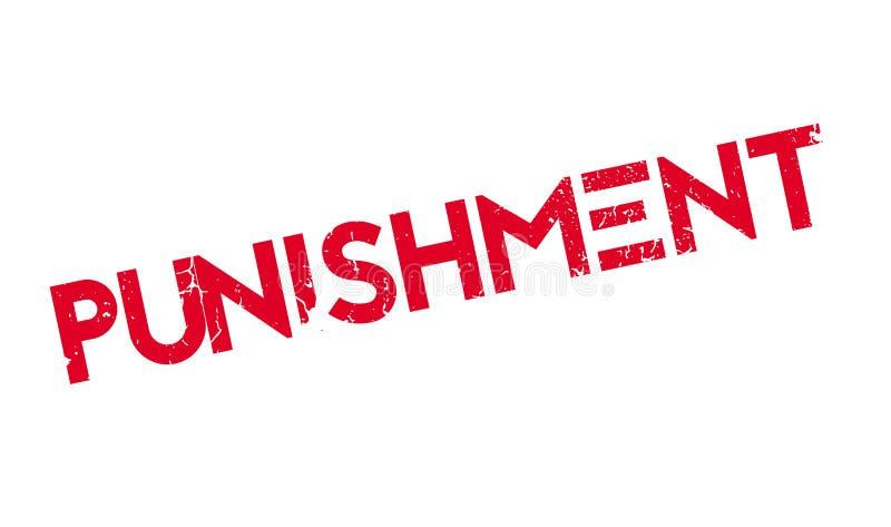 处罚不加考虑表赞同的人 库存例证
