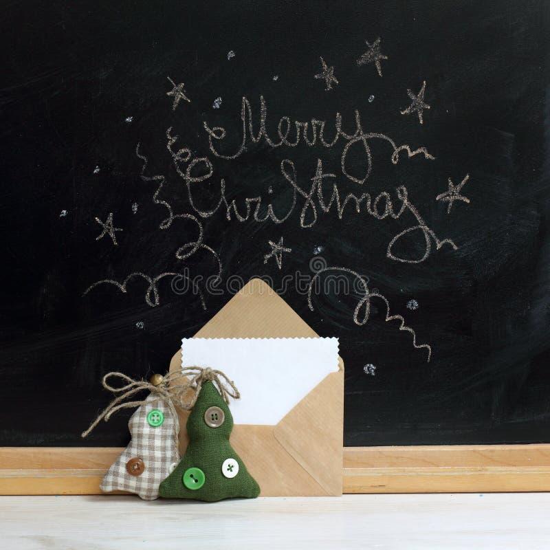 备用圣诞快乐 库存照片
