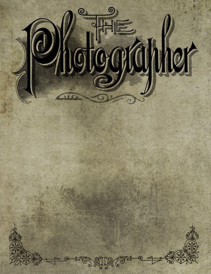 复古羊皮纸背景、摄影 皇族释放例证