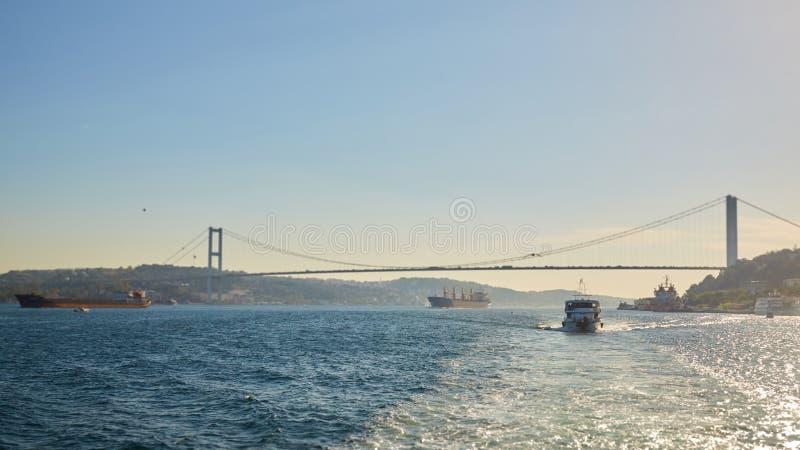 复杂海洋运输 库存照片