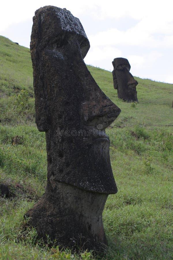 复活节表面海岛 免版税库存照片