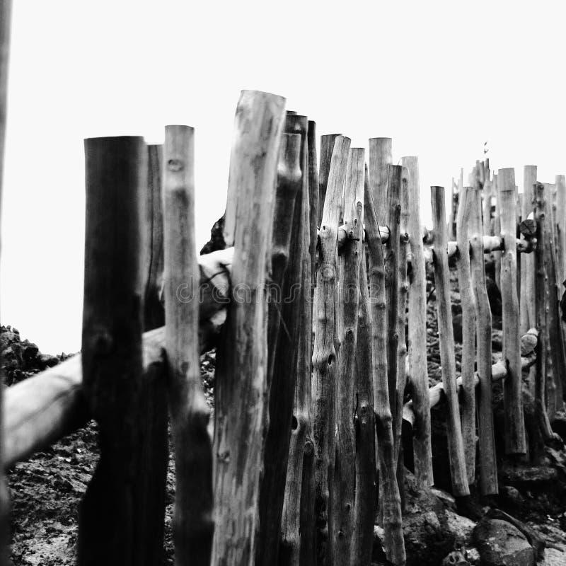 复舟火山火山口在万隆,印度尼西亚 图库摄影