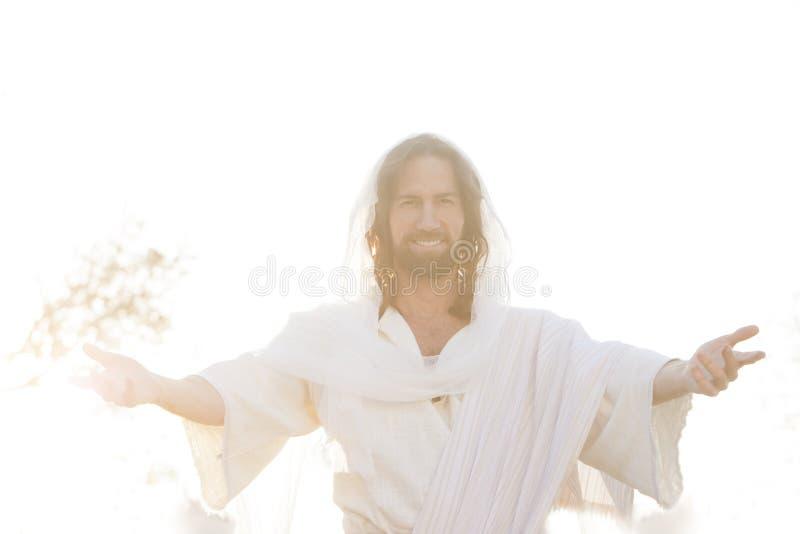 复活节上升的Embrase 库存照片