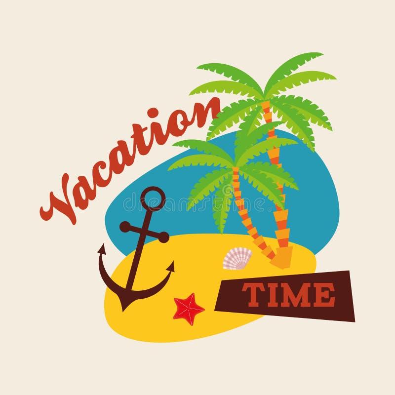 Download 夏天设计 假日象 五颜六色的例证,传染媒介 向量例证. 插画 包括有 表达式, 古代人, 招待, 旅行, 放松 - 72371826