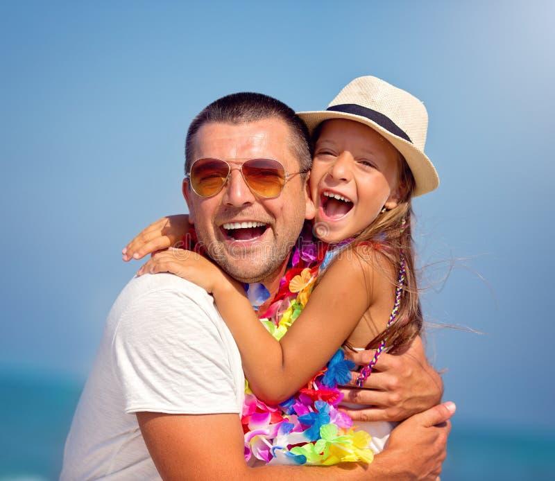 夏天,家庭观念 免版税库存照片