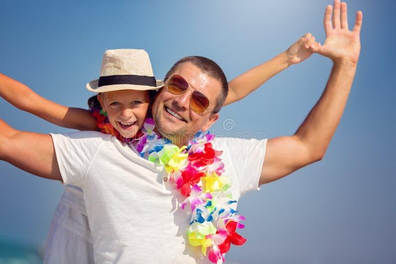 夏天,家庭观念 库存图片
