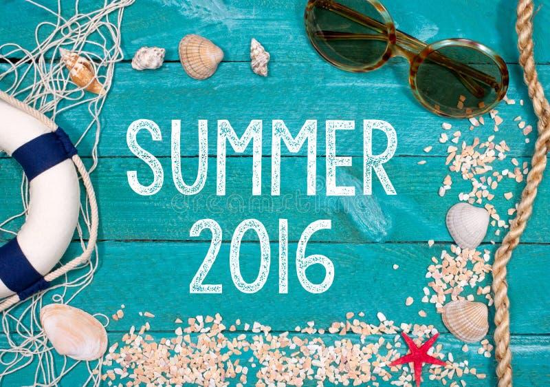 夏天2016年背景