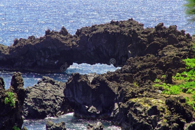 夏威夷奥阿胡岛 免版税库存图片