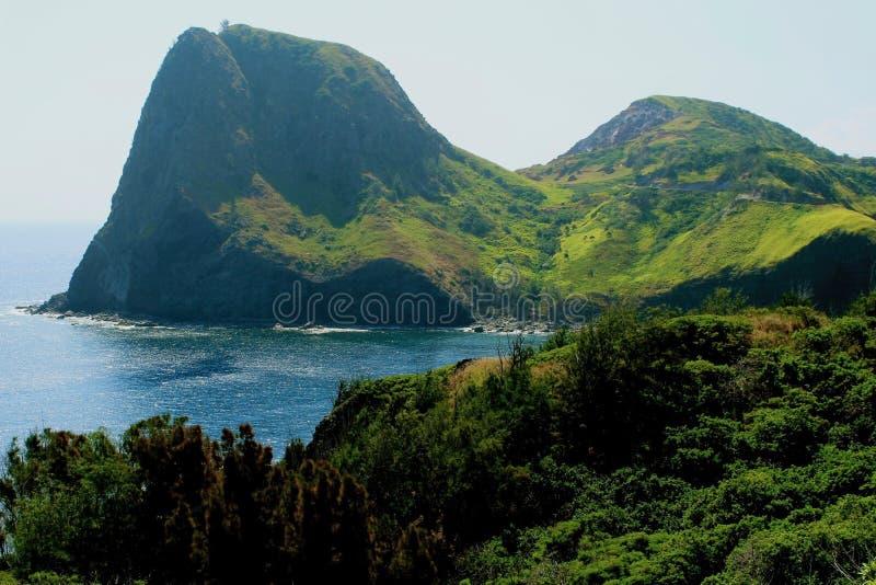 夏威夷山 免版税图库摄影