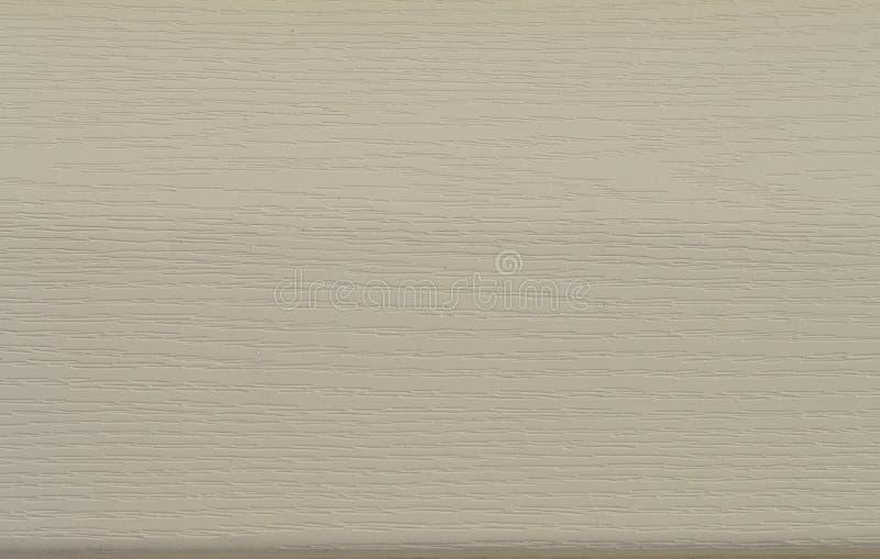 外墙金属的乙烯基支持的家具 免版税库存照片