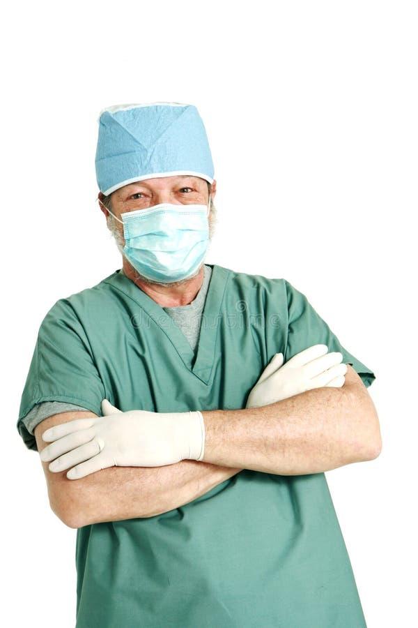 外科医生 图库摄影