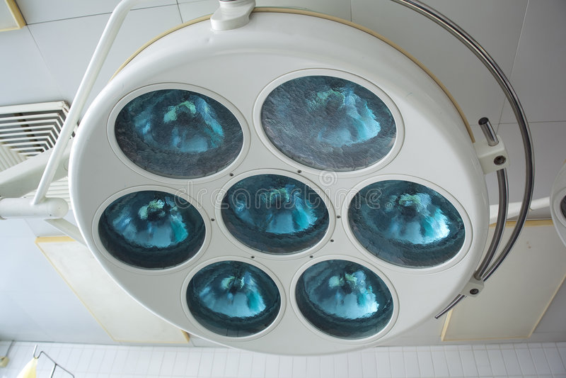 外科的反射器 免版税图库摄影