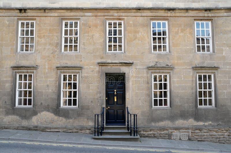 外部房子伦敦城镇 免版税库存照片