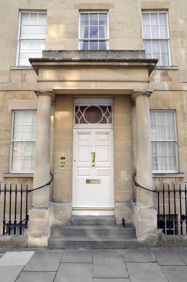 外部房子伦敦城镇 免版税图库摄影