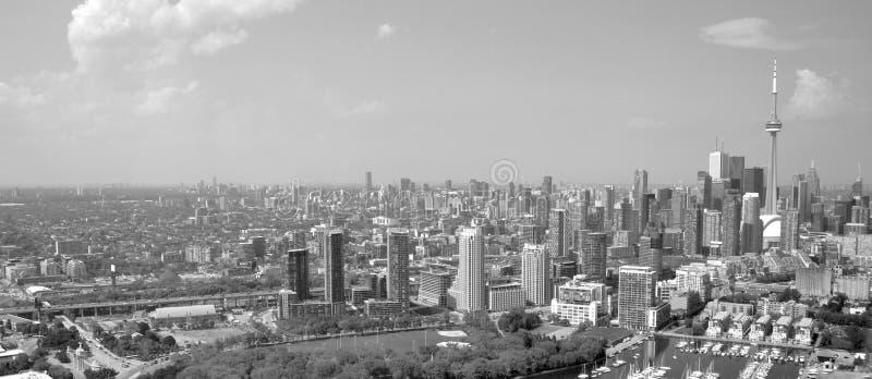 多伦多地平线天线 免版税库存照片