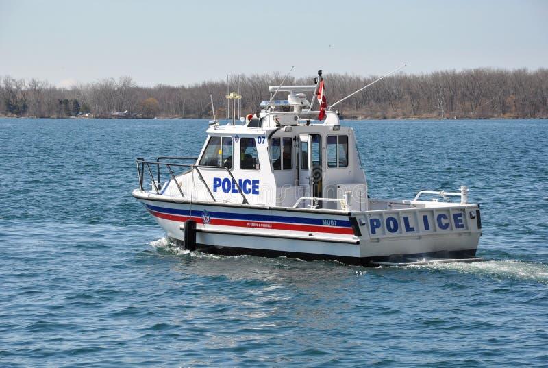 多伦多警察海军陆战队员单位 库存照片