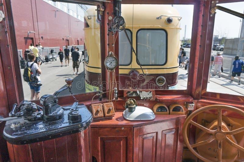 Download 多伦多,加拿大- 2016年5月28日:多伦多TTC司机室1923年 图库摄影片 - 图片 包括有 城市, 运输: 72367992