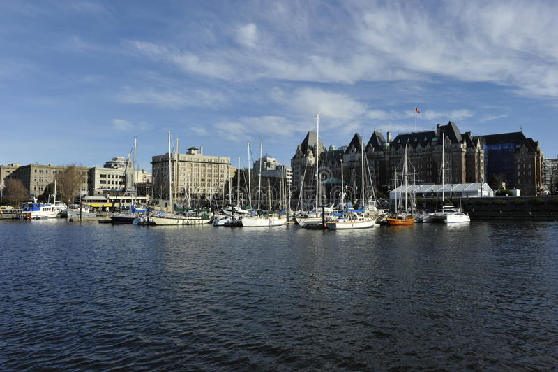 维多利亚BC,加拿大 库存图片