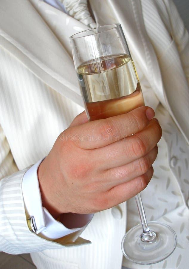 多士婚礼 免版税库存照片