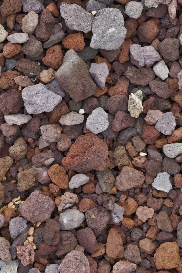 多孔岩石纹理 免版税库存照片