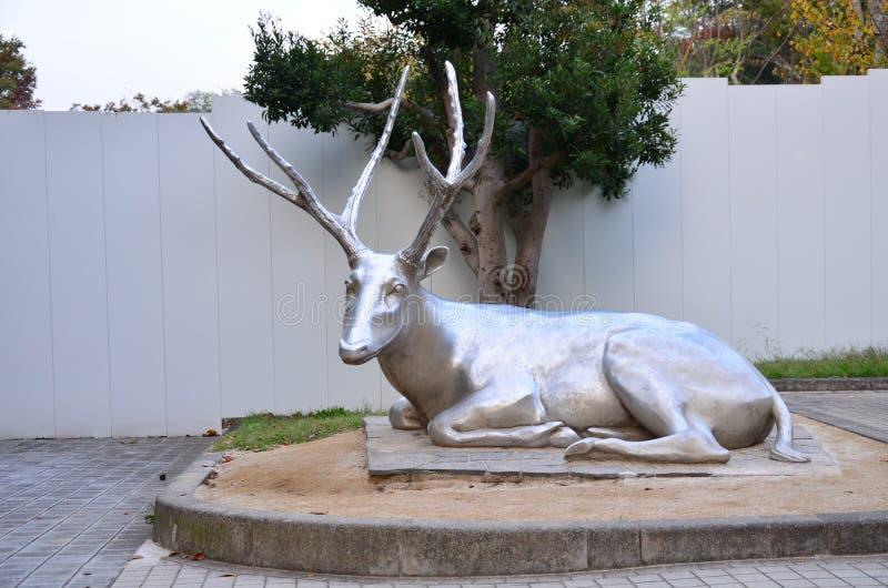 多摩市动物园 免版税库存图片