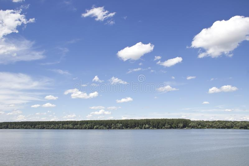 多瑙河 图库摄影
