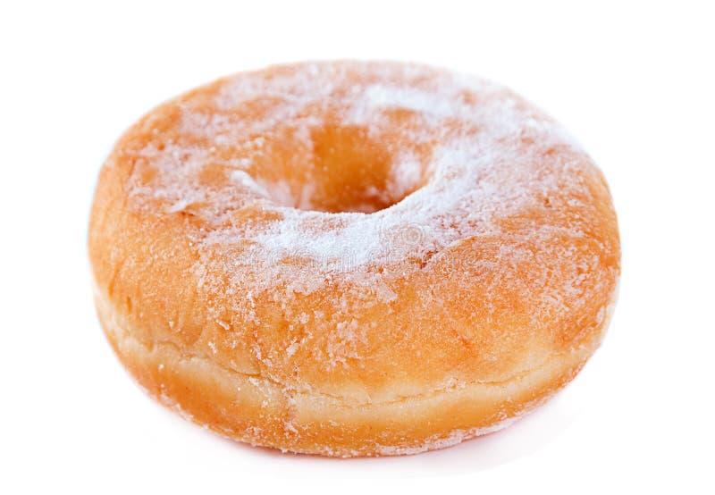 多福饼搽粉的糖 免版税库存图片