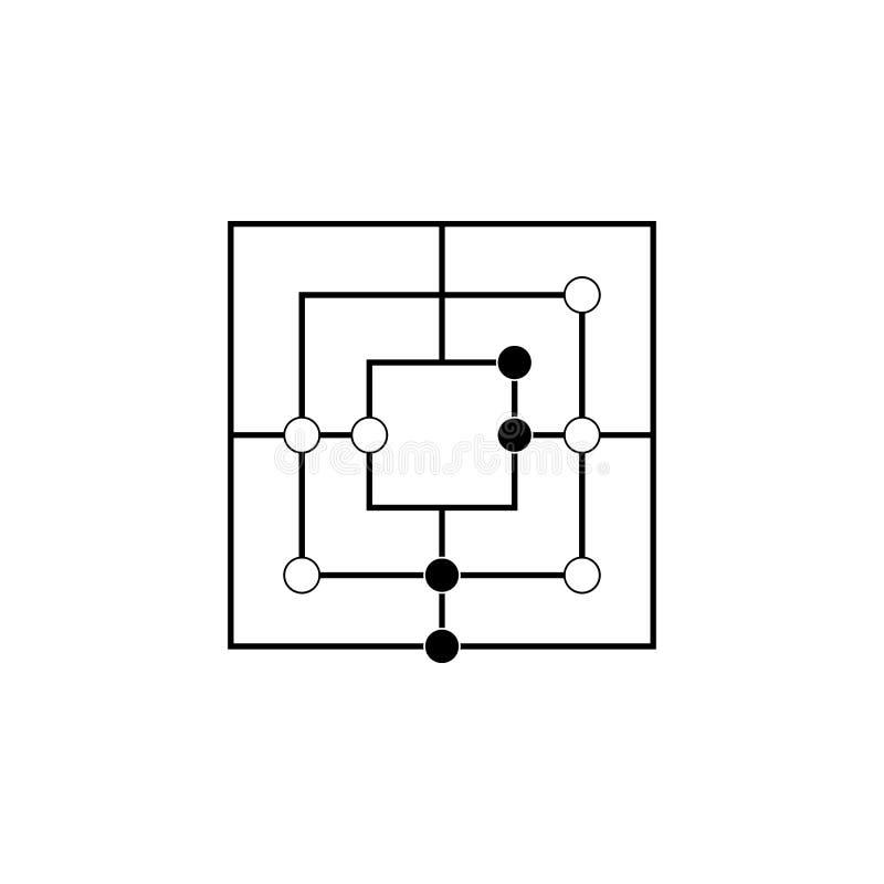 多米诺比赛象 棋象的元素 优质质量图形设计 标志和标志汇集象网站的,网 皇族释放例证