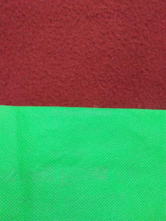 多色红色纹理背景特写绿色特写 免版税库存照片