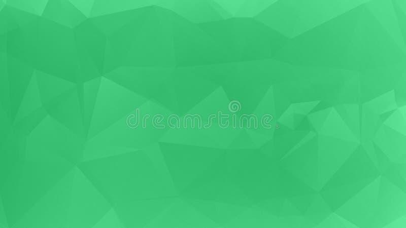 多角形背景墙纸背景 皇族释放例证