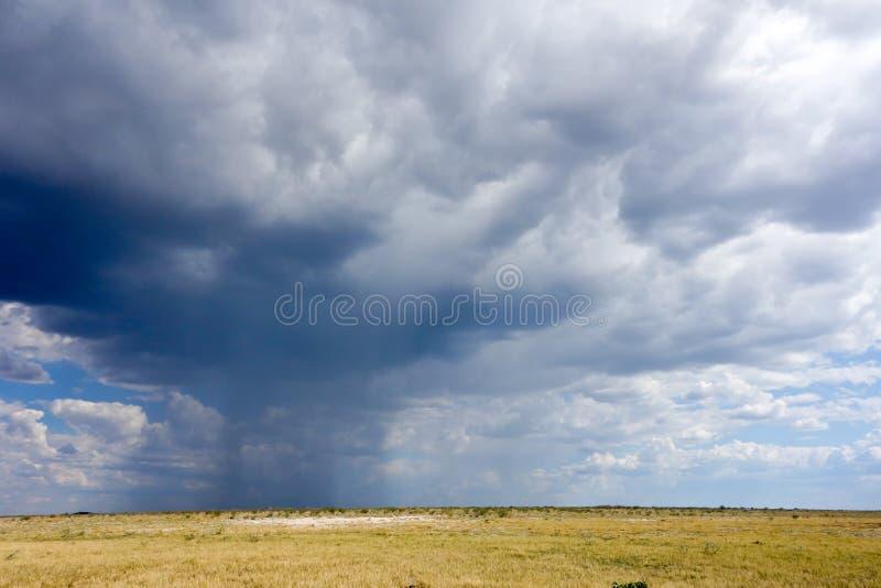 多雨天气 图库摄影