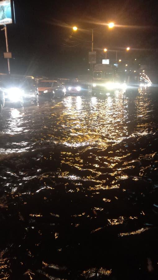 多雨 图库摄影
