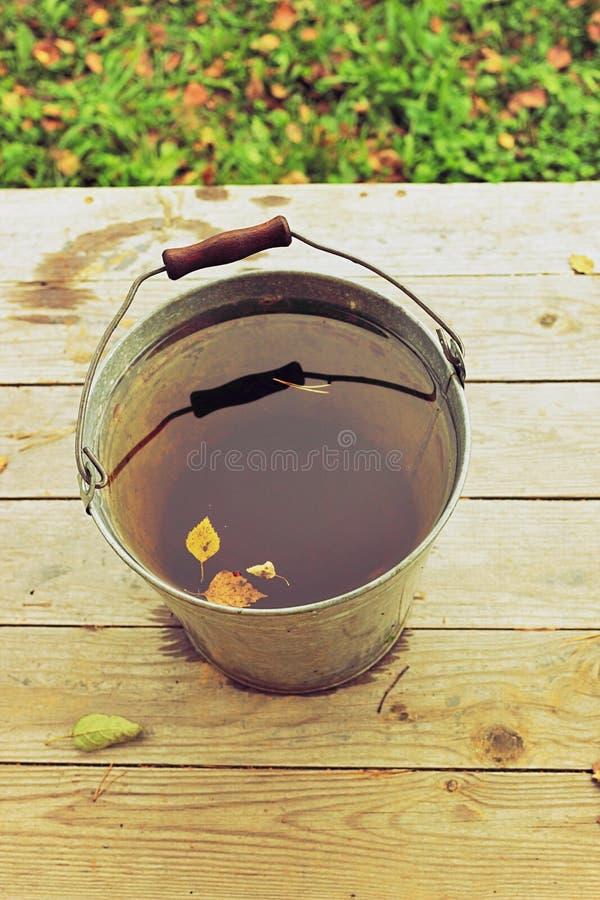 多雨水 免版税库存照片