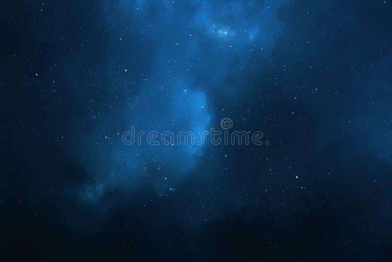 夜空背景 库存图片