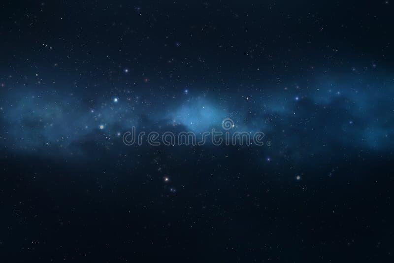 夜空 图库摄影