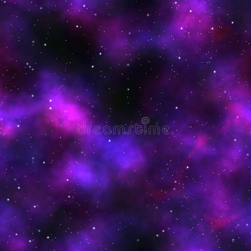 夜空 皇族释放例证