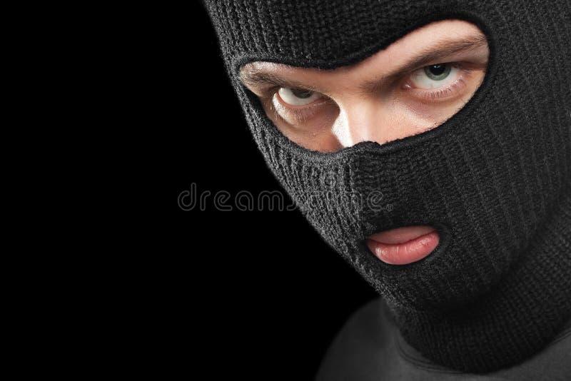 夜贼 免版税库存图片